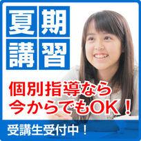 『松ゼミの夏期講習2020』相談受付中!